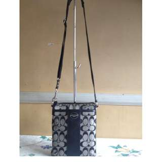 COACH Brand Sling or Body Bag9