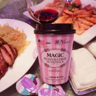 魔力果凍💕奶茶💓健康減肥🐷瘦下半身💓減肚腩