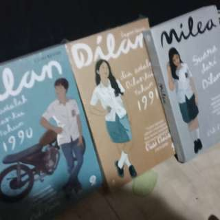 Ebook dilan