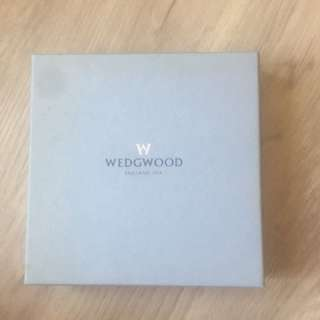 Wedgewood clay ashtray