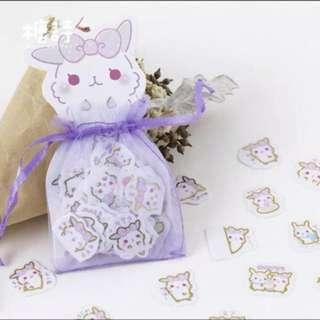 Cute Rabbit Stickers