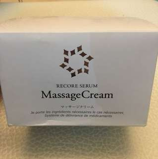 DDS RECORD SERUM Massage cream