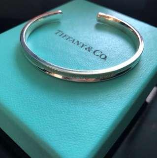 Tiffany & co. 1837 手鈪