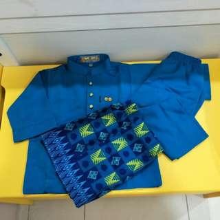 Baju Melayu Upin Ipin by Jakel