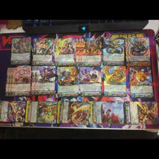 Base Deck for Kagero Blademaster Kouen
