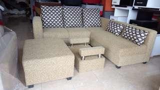 Sofa minimalis moderen