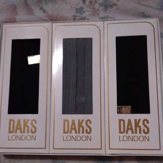 FOR SALE ORIGINAL DAKS LONDON SOCKS COLLECTION