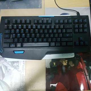 Gaming Keyboard G310 Atlas dawn