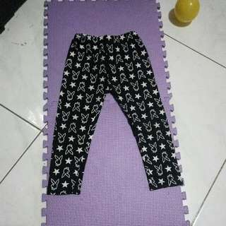 Leggings Playboy motif