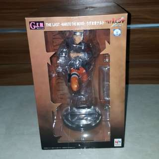 Naruto GEM Figure - The Last