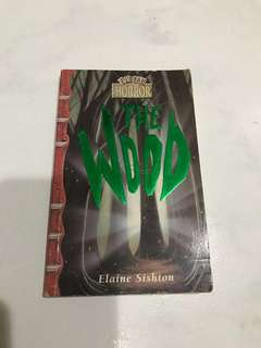 The Wood By Elaine Sishton