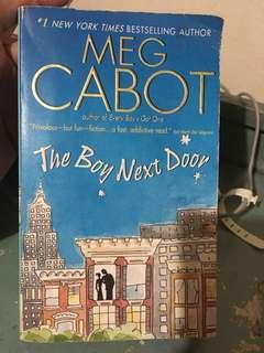 Meg Cabot- The boy next door