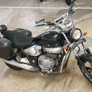 Honda Phantom TA200