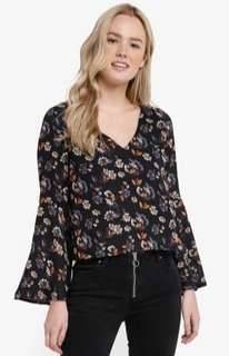 Floral Top (for everyday look)