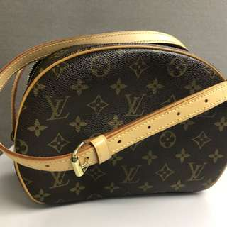 Louis Vuitton LV 真皮手袋
