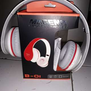 MAGENA SPORT Headset B-01 WIRELESS