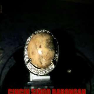 CINCIN SINGO BARONG (BERKHODAM)
