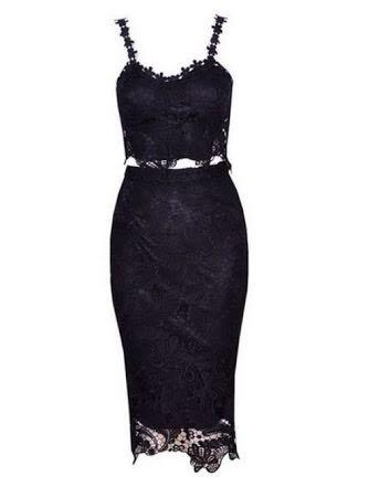 2 piece lace dress size 6-8