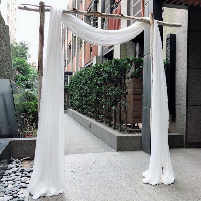 婚禮拱門~婚禮佈置道具出租