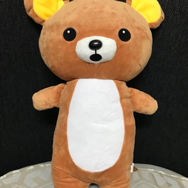 玩偶 娃娃 長型 熊熊 娃娃機