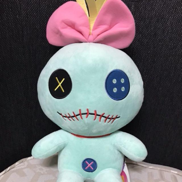 阿醜 醜阿頭 史迪奇 娃娃 玩偶