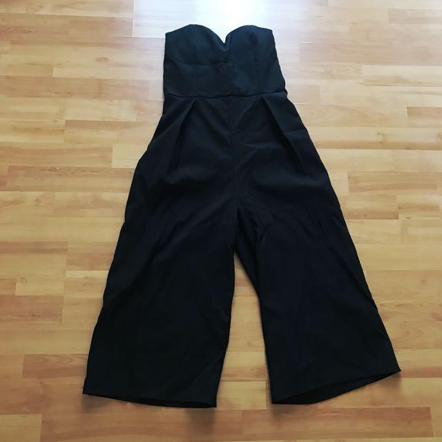 💕 Black Jumpsuit