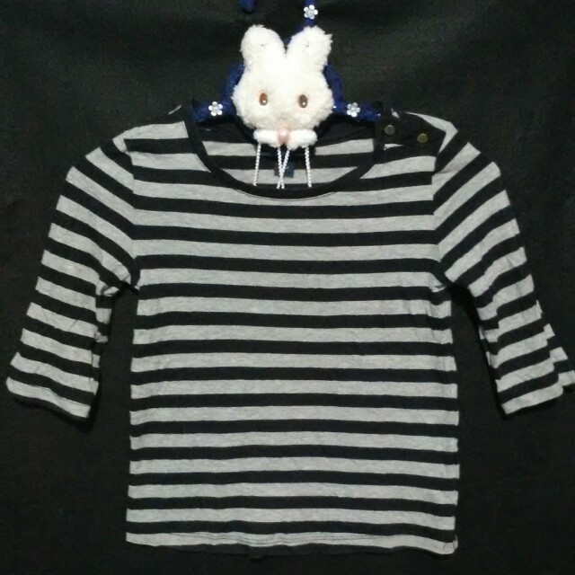 ❤ Kaos GAP Kids Stripes