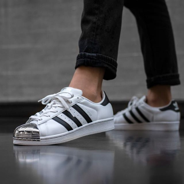 ... australia adidas superstar metal toe silver metallic cq2610 womens  fashion shoes on carousell 7ab16 1e6dc 0d25b1fbef