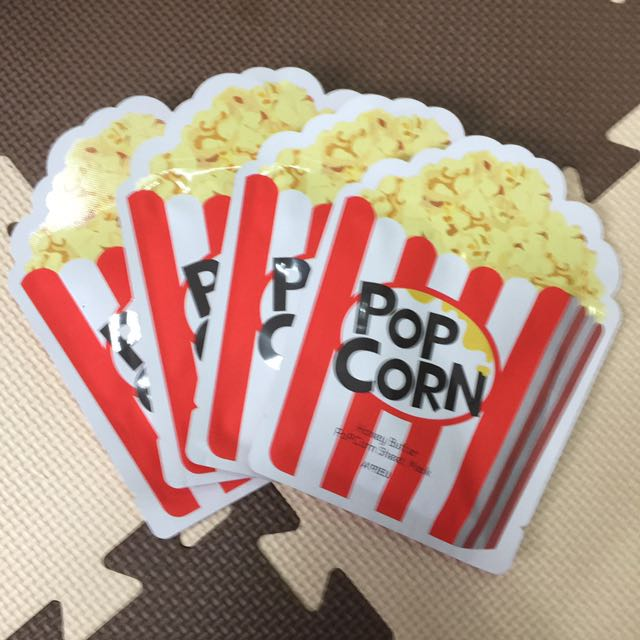 Apieu popcorn 面膜