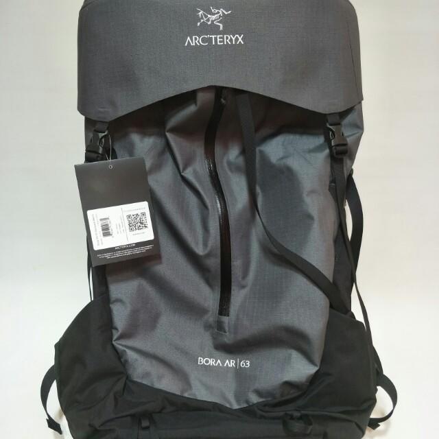 d26f9f5232 Arcteryx Bora AR 63 backpack, Sports, Other on Carousell