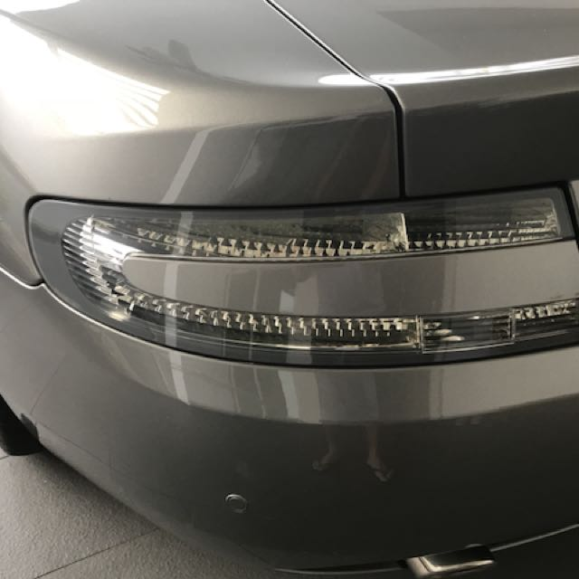 Aston Martin DBS Left Rear Light Assembly For Sale Car Accessories - Aston martin accessories