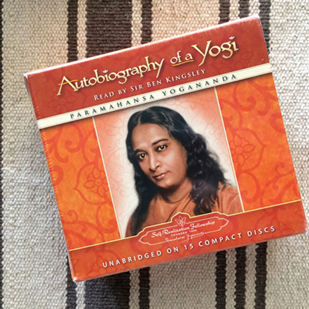 autobiography of a yogi audio book