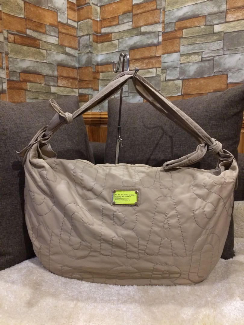 Authentic Marc Jacobs Large Hobo Bag