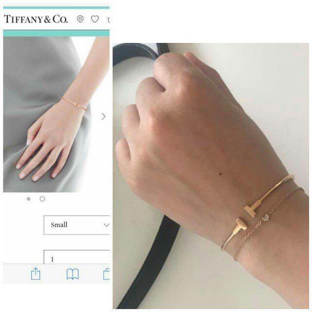 Tiffany T Wire Bracelet Alert Bracelet