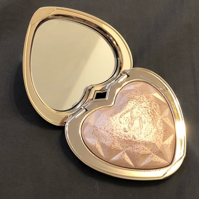 Authentic Too Faced Love Light Prismatic Highlighter Blinded By The Light