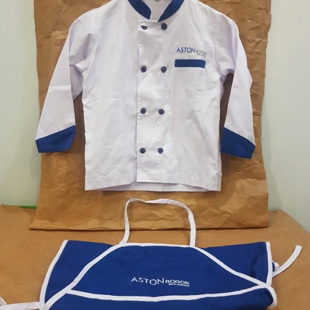 Baju Koki utk anak2 (lelaki/ perempuan)