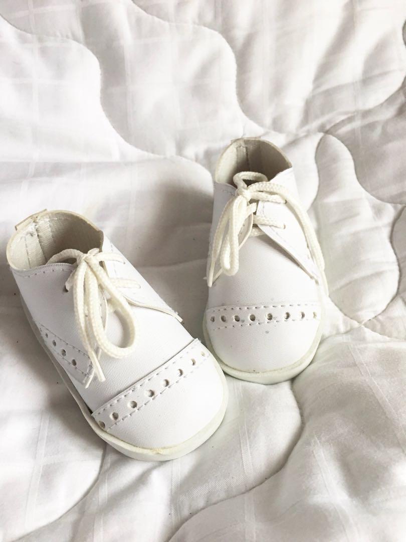 Baptismal boys shoes