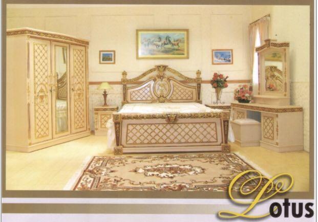 Bedroom Set exclude NAKAS