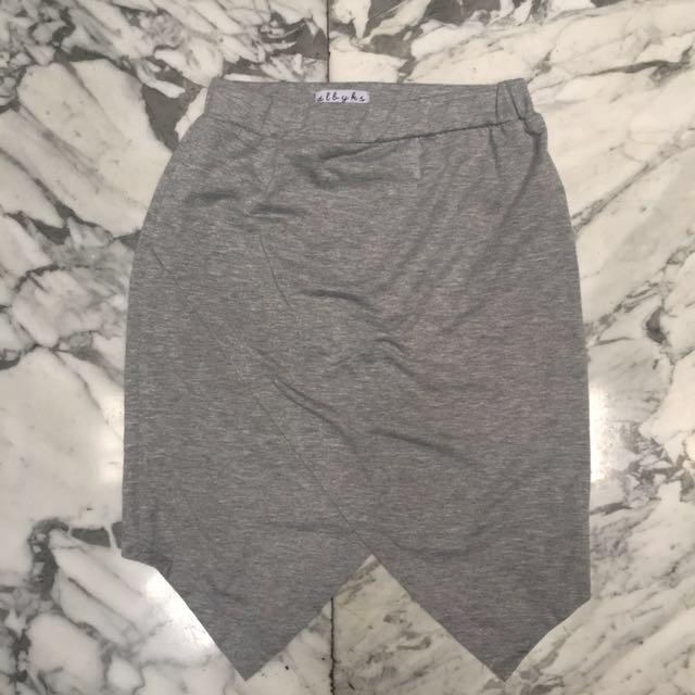 Berrybenka Grey Skirt