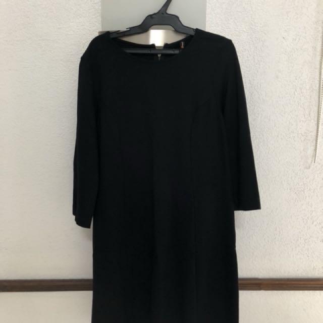 Black dress LBD