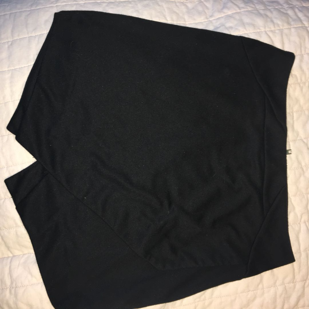 Black Skirt from Urban Outfitters
