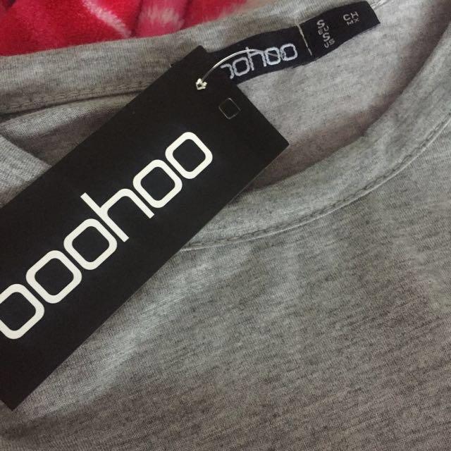 Boohoo T-shirt Dress