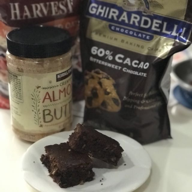 Box of 12 Healthy Brownies low sugar low calories