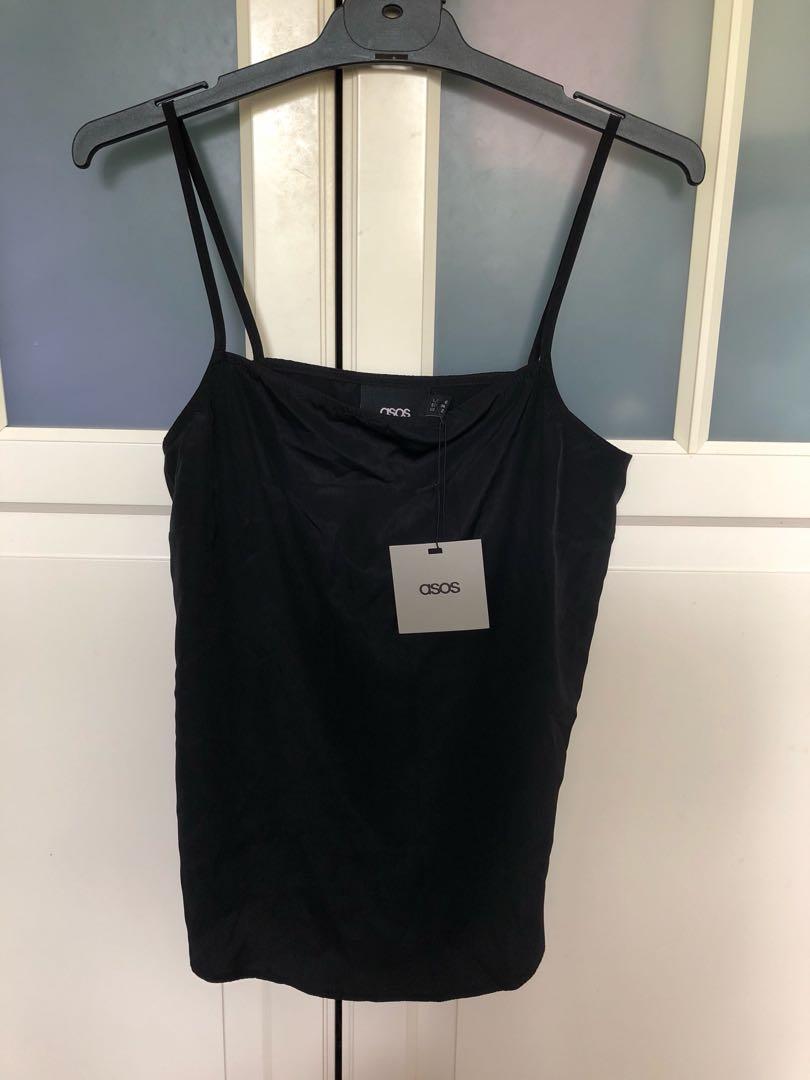 Brand new ASOS square neck cami