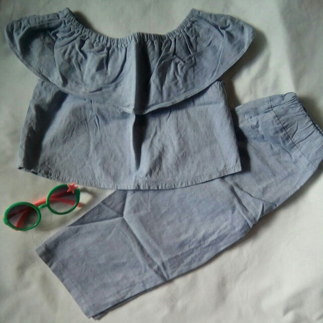 Repriced🎉 Chambray Set