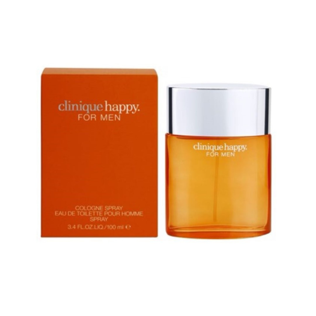 Clinique Happy For Men EDT 100ML, Health & Beauty, Hand & Foot Care on Carousell