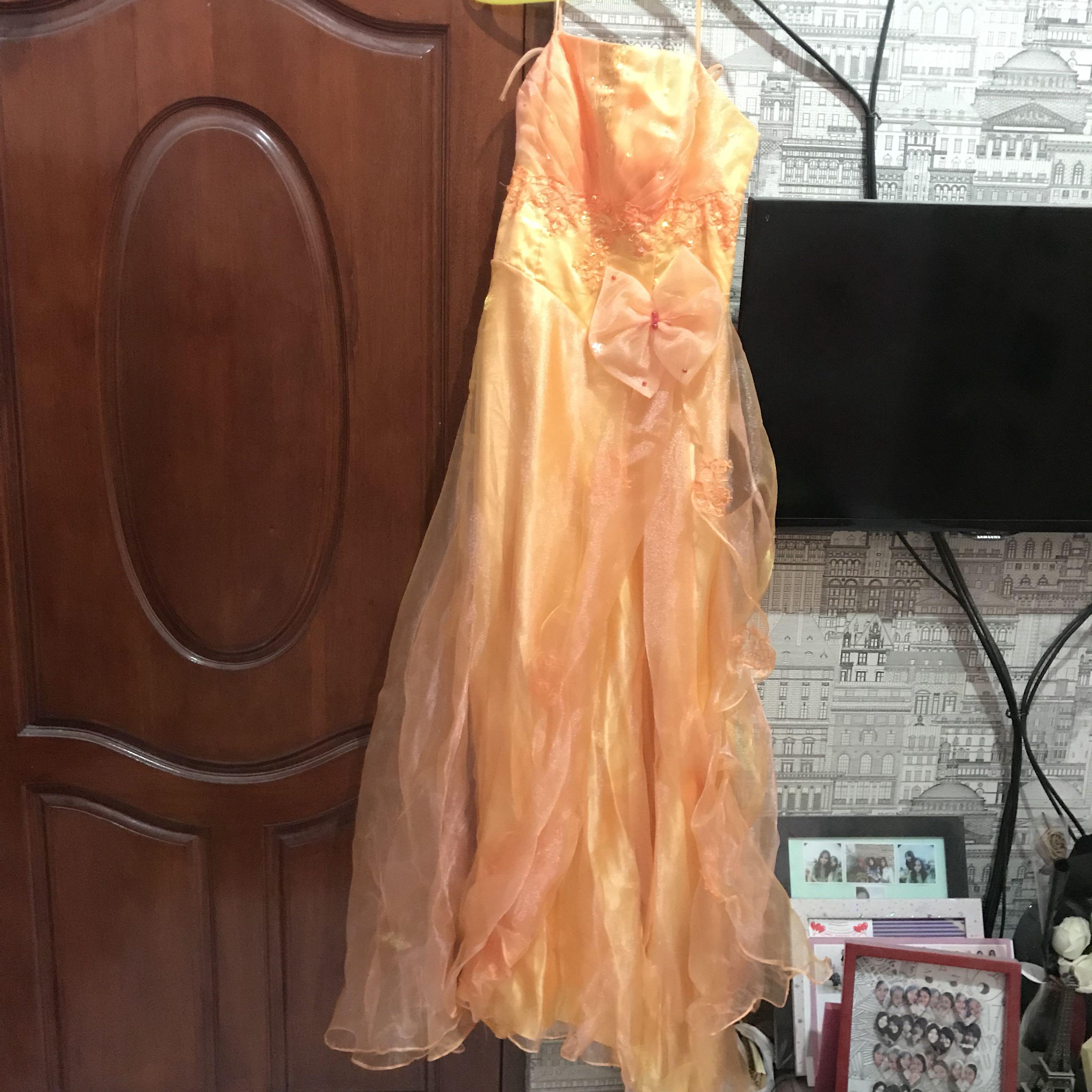 Dress Pesta Ulangtahun Sweet Seventeen Prom Night Women S Fashion