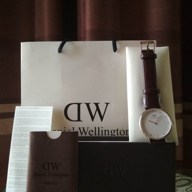 Dw watch bristol crystal