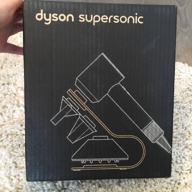 Dyson Super Sonic Display Stand