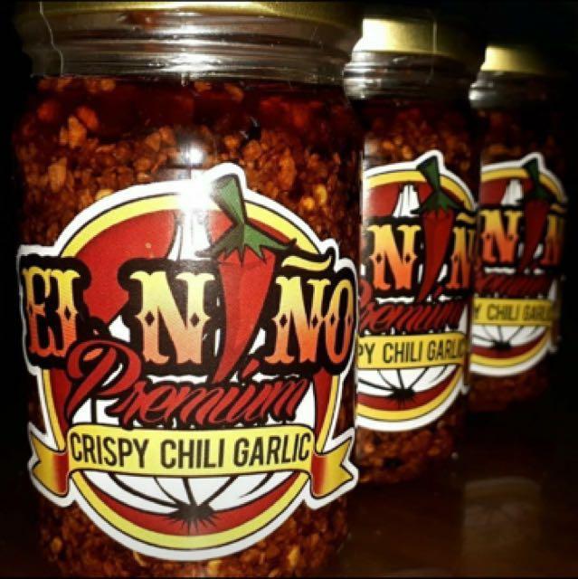 El Nino Premium Crispy Chili Garlic
